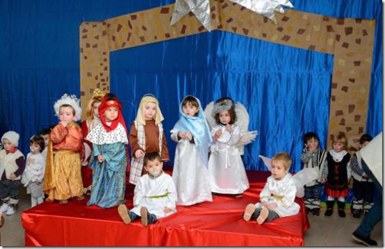Obras navideñas para infantil