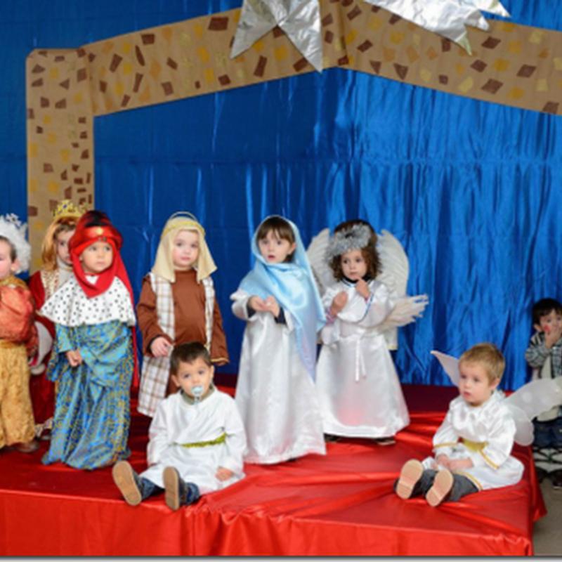 Descargar teatrillos infantil navideños