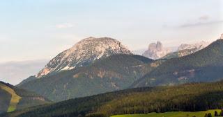 Wanderung Planai  zum Krahbergzinken Gipfelkreuz 19.8.11