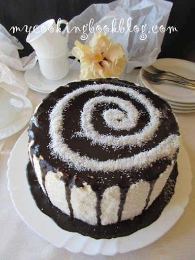 Торта Баунти Браунис
