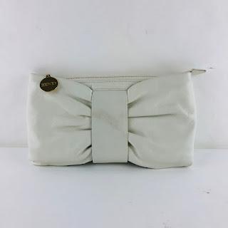 Valentino RED White Bow Bag