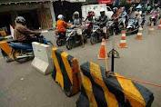 6 Hari PSBB, Pengguna Kendaraan Pribadi di Depok Naik Lagi