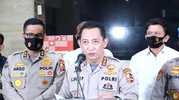 Brigjen Prasetijo Jadi Tersangka Bikin Surat Palsu-Bantu Djoko Tjandra Kabur.