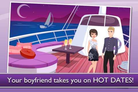 Social Girl game free for iPhone