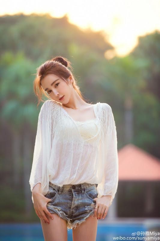Sun Ya China Actor