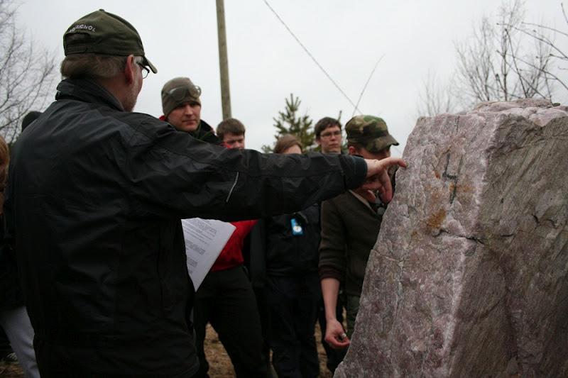 Kallioperägeologian kenttäkurssi, kevät 2012 - Kallioper%25C3%25A4kenttis%2B074.JPG