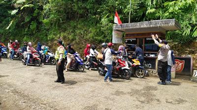 20 Warga Terjaring Patroli Dan Operasi Yustisi Polsek Cikoneng