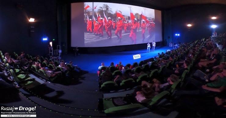 Prezentacje podróżnicze o Polsce, polskich regionach i turystyce na Festiwale i spotkania podróżnicze