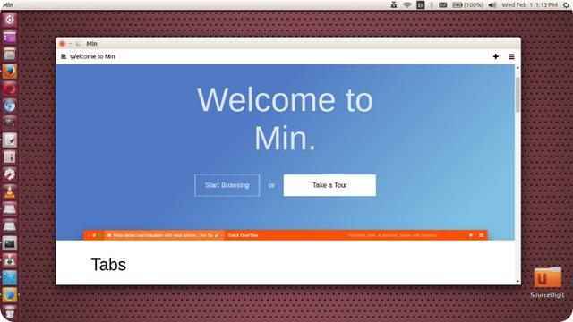 min-browser