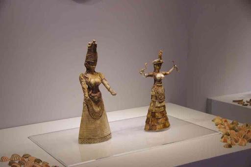 Héraklion (Ηράκλειο), musée archéologique.