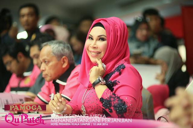 Malaysia, Brunei haram jual produk Qu Puteh