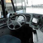Het dashboard van de VDL ambassador van Connexxion bus 4219