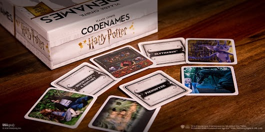 Stigao je Codenames: Harry Potter
