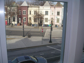 Photo: Street view - looking Q St & Florida Ave