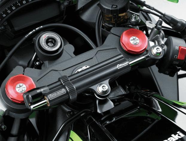 ★カワサキ 2016年型ZX-10Rのステアリングダンパーマウンティングボルトのリコールを報告