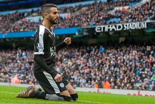 Le propriétaire de Leicester City tranche: «Mahrez………»