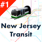 New Jersey Transit: Offline NJ departures & maps