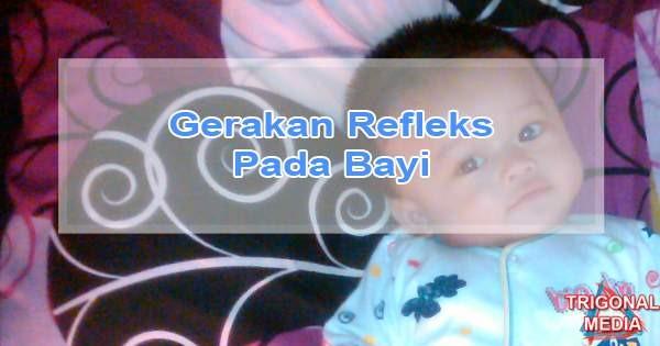 Gerakan Refleks Pada Bayi