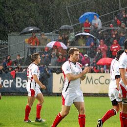 Ulster v Scarlets, Friday 5 September 2008
