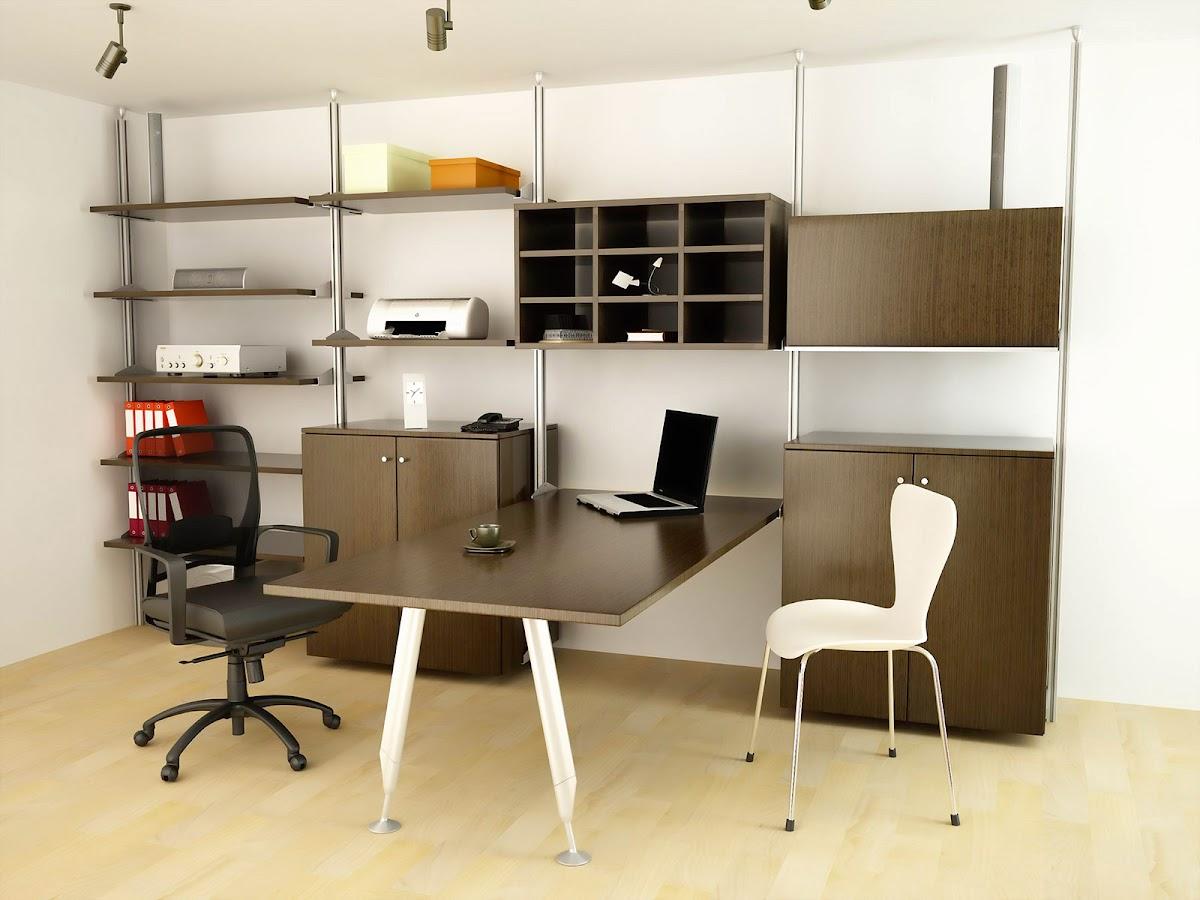 Oficina en casa muebles para trabajar desde casa orbishome for Muebles para oficina en casa