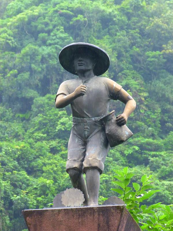 TAIWAN Taipei,Elephant mountain et proche de Shiding - P1140415.JPG