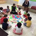 Introduction to Circle Shape by Playgroup at Witty World (2015-16)