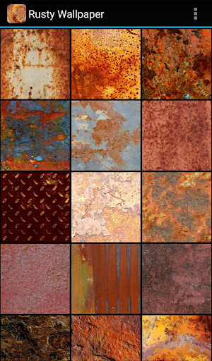 Rusty Wallpaper 1.0 screenshots 2