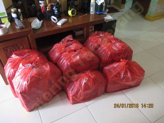 Nasi Tumpeng Perumnas Tangerang