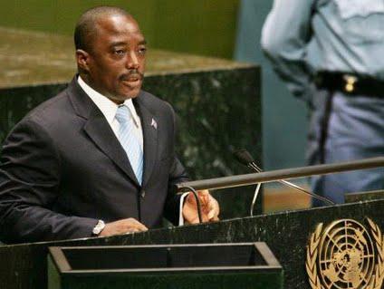 Joseph Kabila : «Je suis heureux de vous dire que la RDC est de nouveau un pays debout»