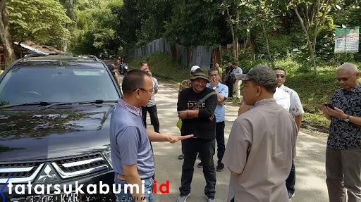 Jalan Cikembar - Jampang Tengah Dipastikan Mulus Pada September 2019