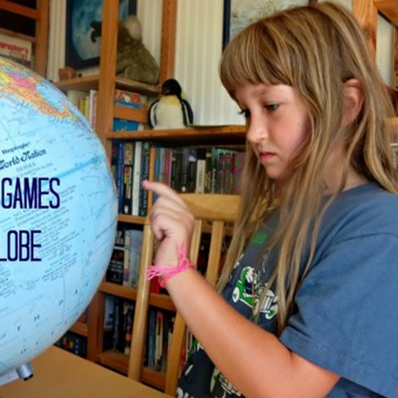 Geography Games with a Globe
