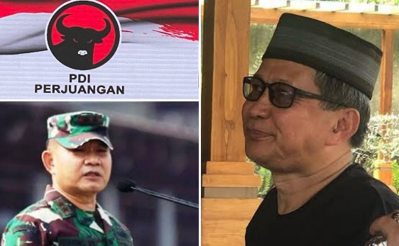 Tiga Patung Jenderal TNI Penumpas PKI Hilang, Rocky Gerung: Pak Dudung Dekat Sekali dengan PDIP