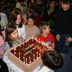 20 éves találkozó - Torta