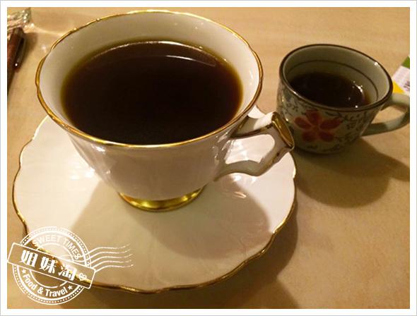 不咖啡-美術館低調的咖啡館