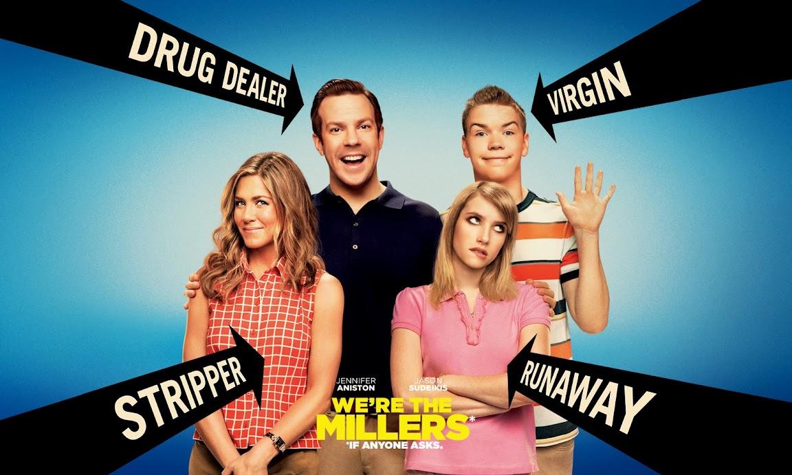Οικογένεια Μίλερ We're The Millers Wallpaper