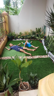 Fun Time #18 : Mini Garden dengan Rumput Sintetis