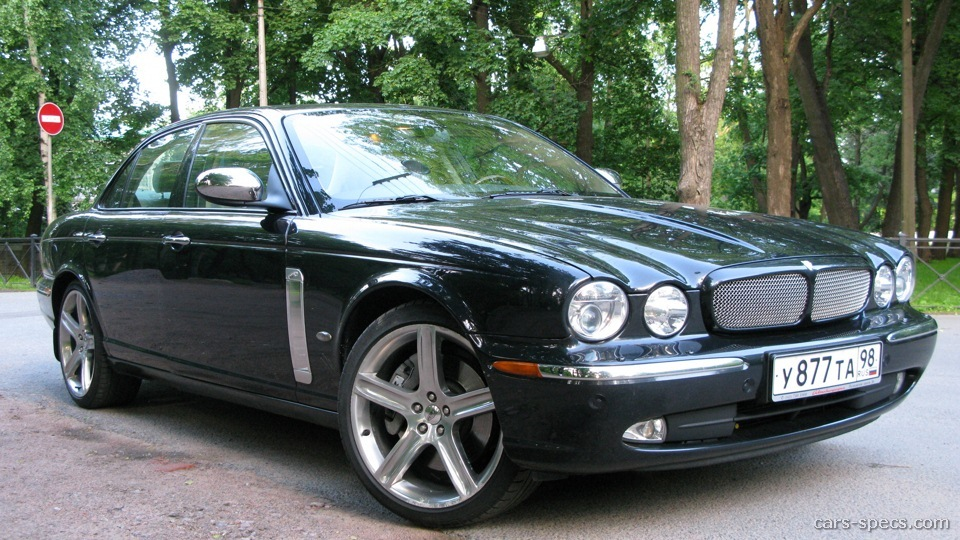 2004 jaguar xj series xjr specifications pictures prices. Black Bedroom Furniture Sets. Home Design Ideas