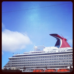 cruise, Carnival Magic, february cruise