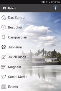 FZ Jülich - náhled