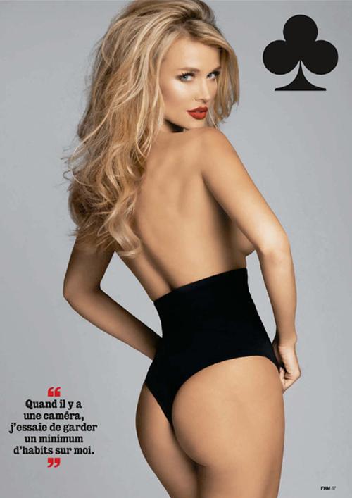 Phat cuong voi my nu Playboy Joanna Krupa  Anh 2