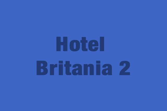 Hotel Britania 2 es Partner de la Alianza Tarjeta al 10% Efectiva