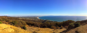 Parker Mesa Overlook, Malibu, California