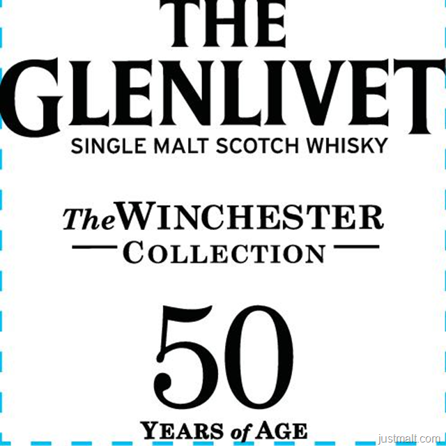 The Glenlivet Winchester Collection 50-Year