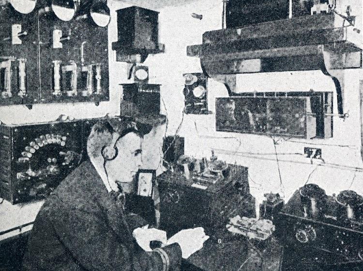 35-Sala TSH. Vapor indeterminado. Revista La Vida Marítima. Año 1913.jpg