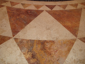 Flooring & Mosaics, Interior, Medallions, Vacation