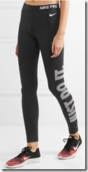Nike Pro Warm Dri Fit Stretch Leggings