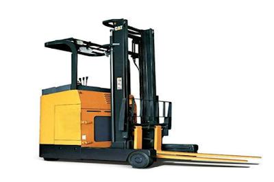 Mengenal Fungsi, Kelebihan dan Penjelasan Lengkap Dari Forklift Reach Truck
