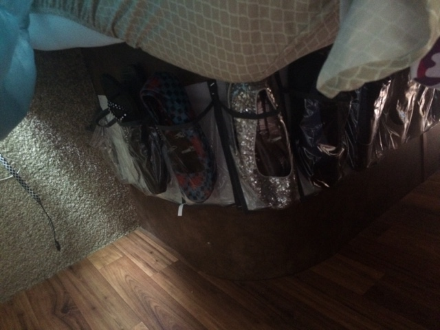 Hanging Shoe Organizer For Rv S