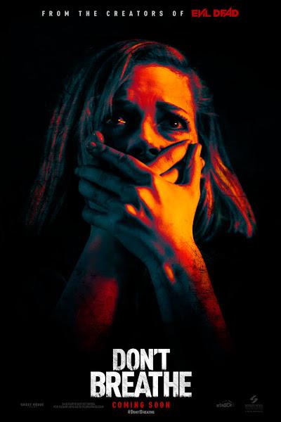 Don't Breathe - Sát Nhân Trong Bóng Tối