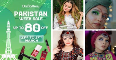 BAGALLERY puts Pakistani Brands On The forefront This Pakistan Week Sale